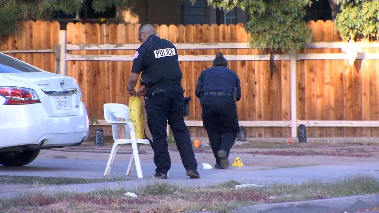 Man injured in Southwest Fresno shooting, police looking for suspects