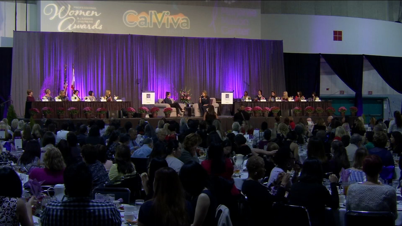 Marjaree Mason Center holds event to honor Valleys top female professionals