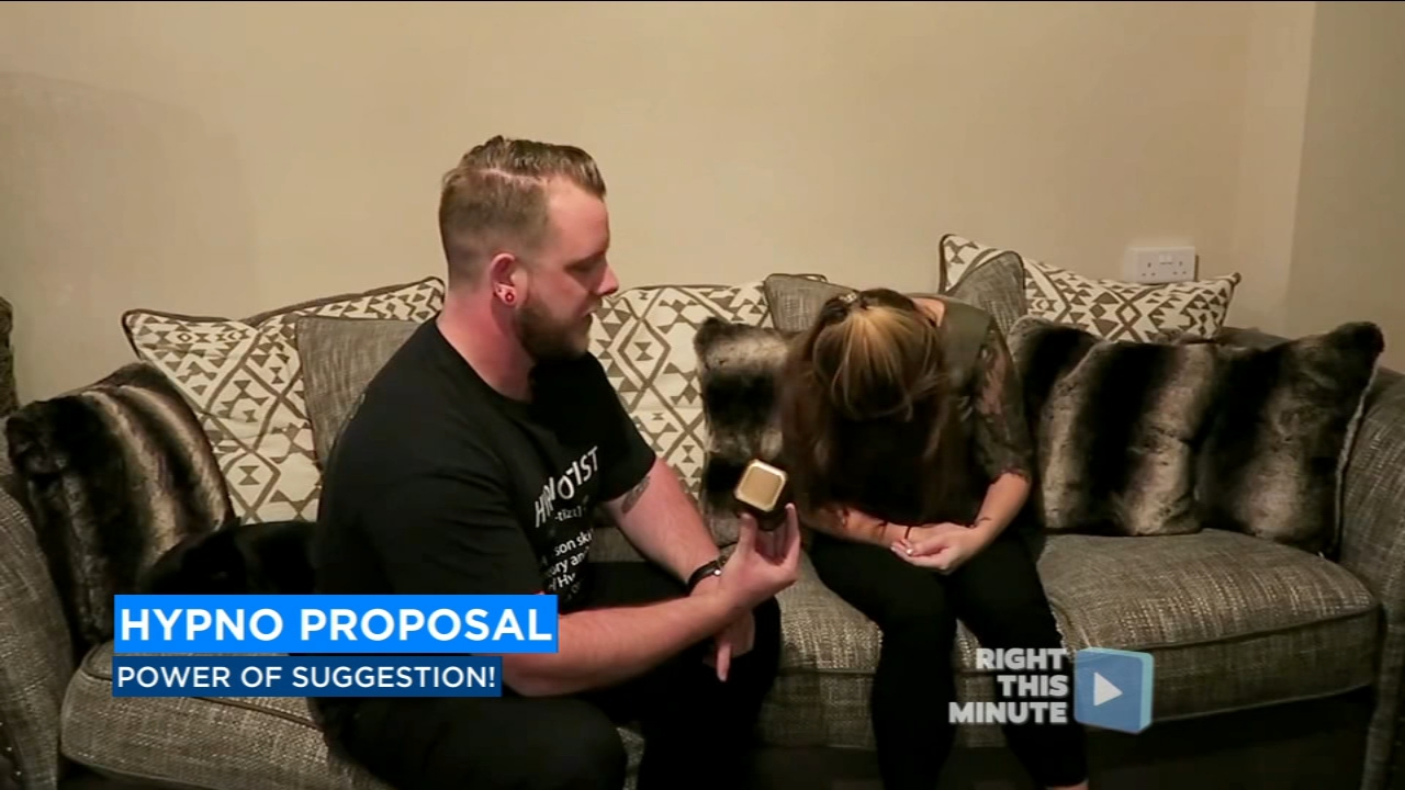 Rory recorded this video of his recent proposal to his girlfriend Sara.