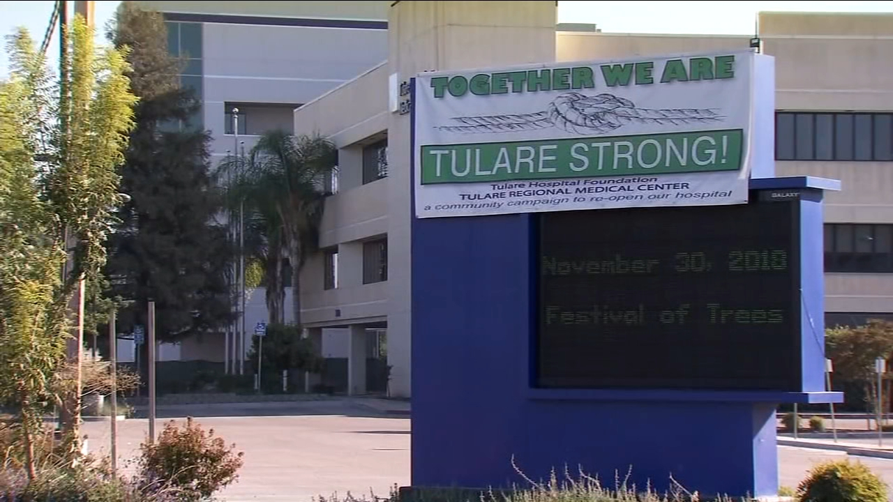 Tulare hospital employees run through patient scenarios ahead of Monday reopening