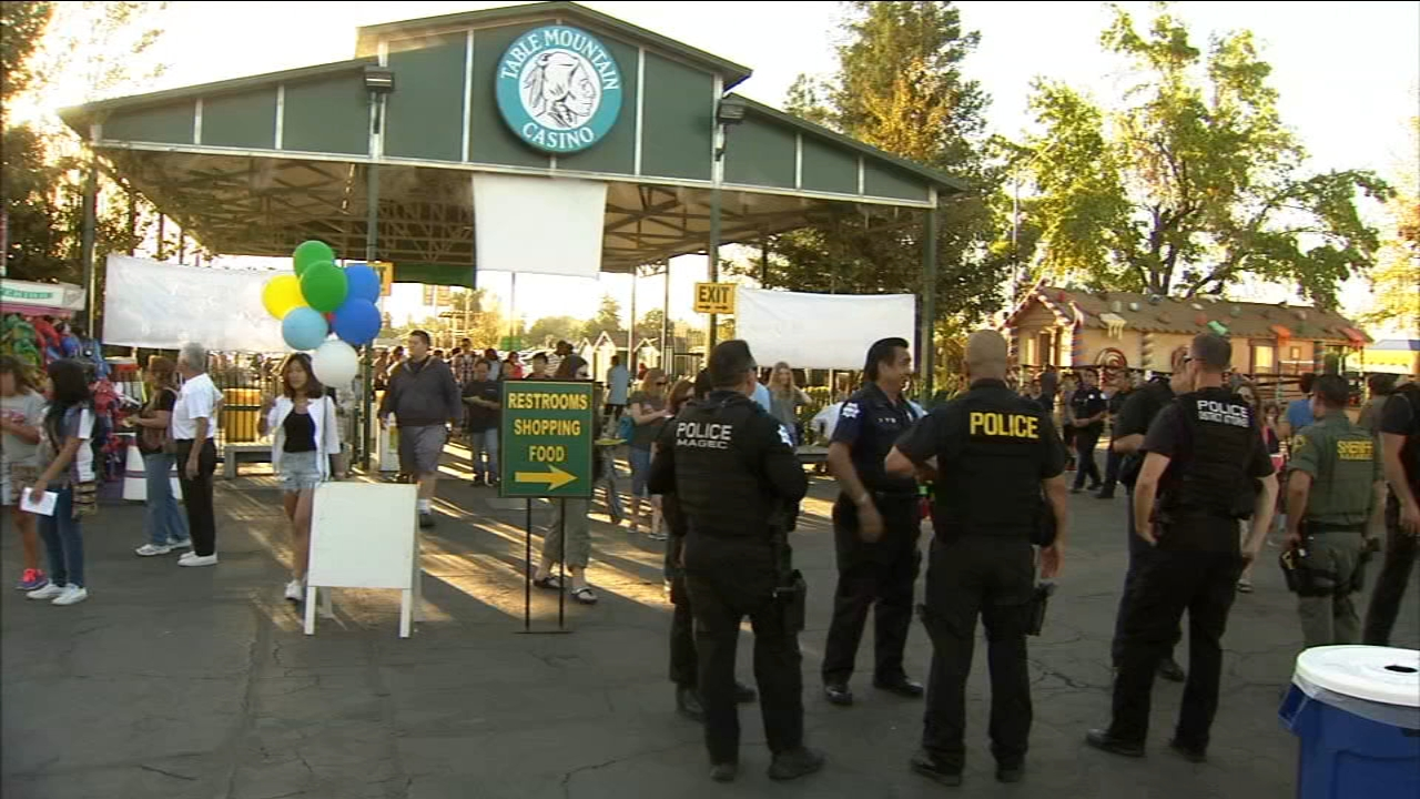 Safety remains number one priority for Big Fresno Fair officials and Fresno Police