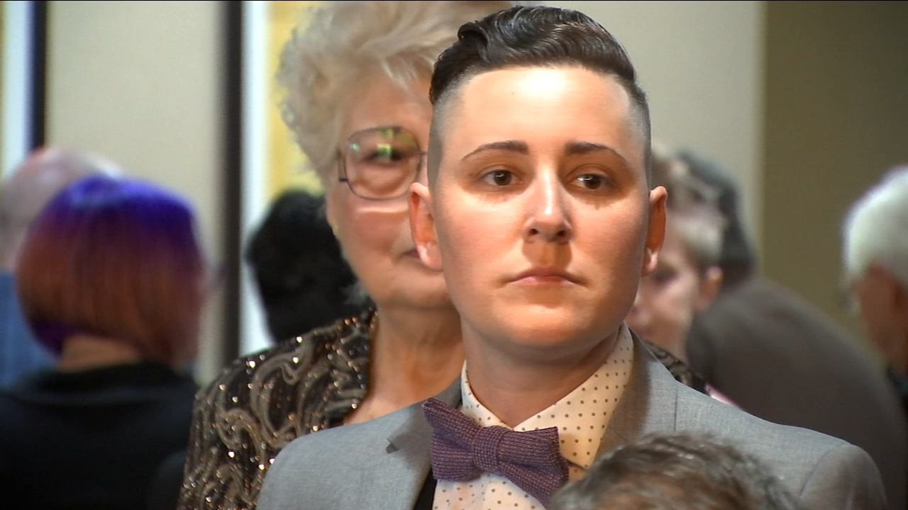 A black-tie event was held in Downtown Fresno tonight to recognize members of the queer and LGBT plus community.