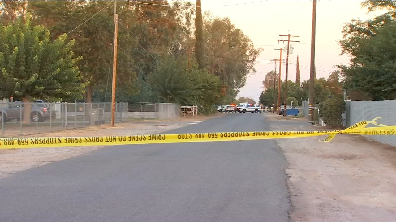 The Fresno County Sheriffs Office has released the identity of the man shot and killed by his 16-year-old son.