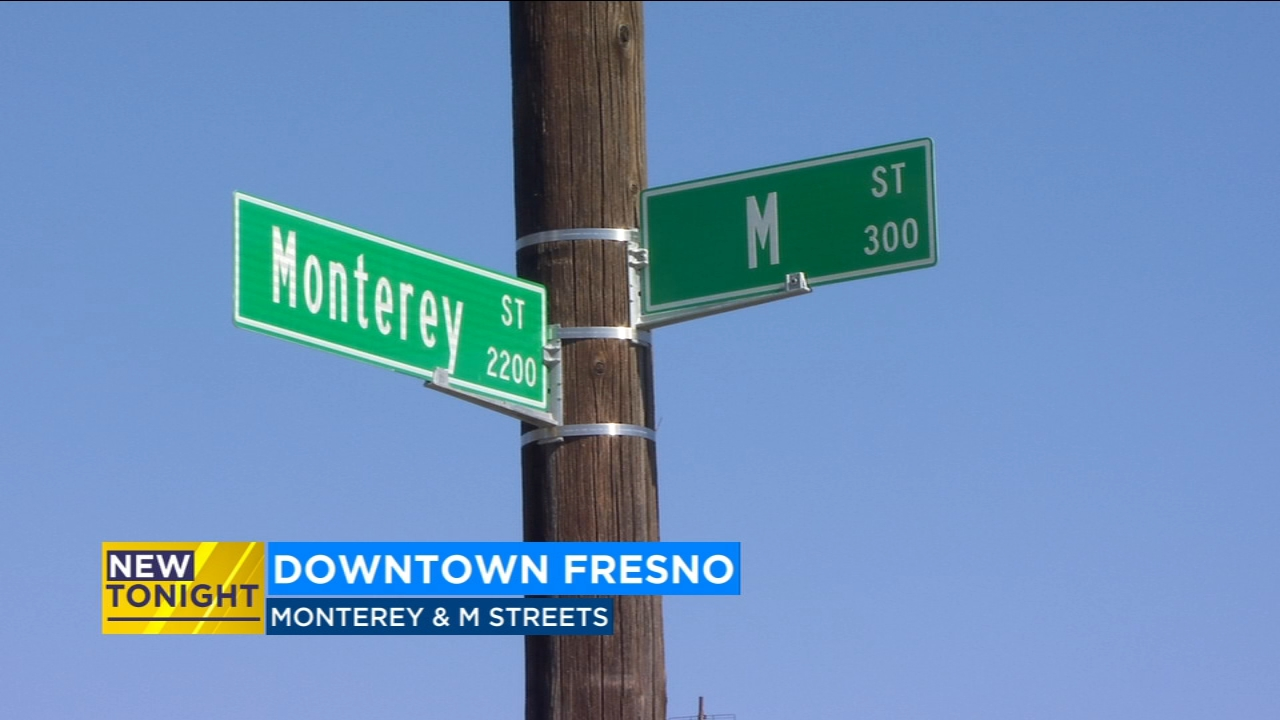Police are investigating a deadly collision that killed a man on a downtown Fresno street on Saturday night.