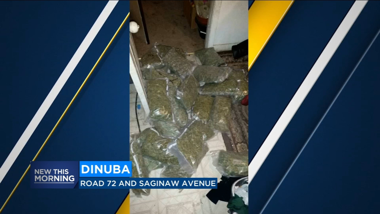 Dinuba drug bust