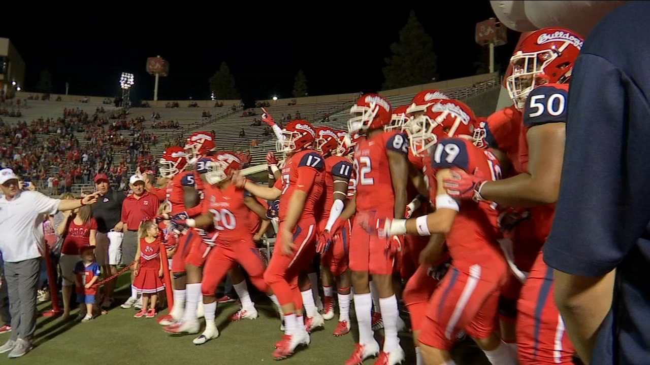 Halfway through the season the Bulldogs gearing up for tougher tests