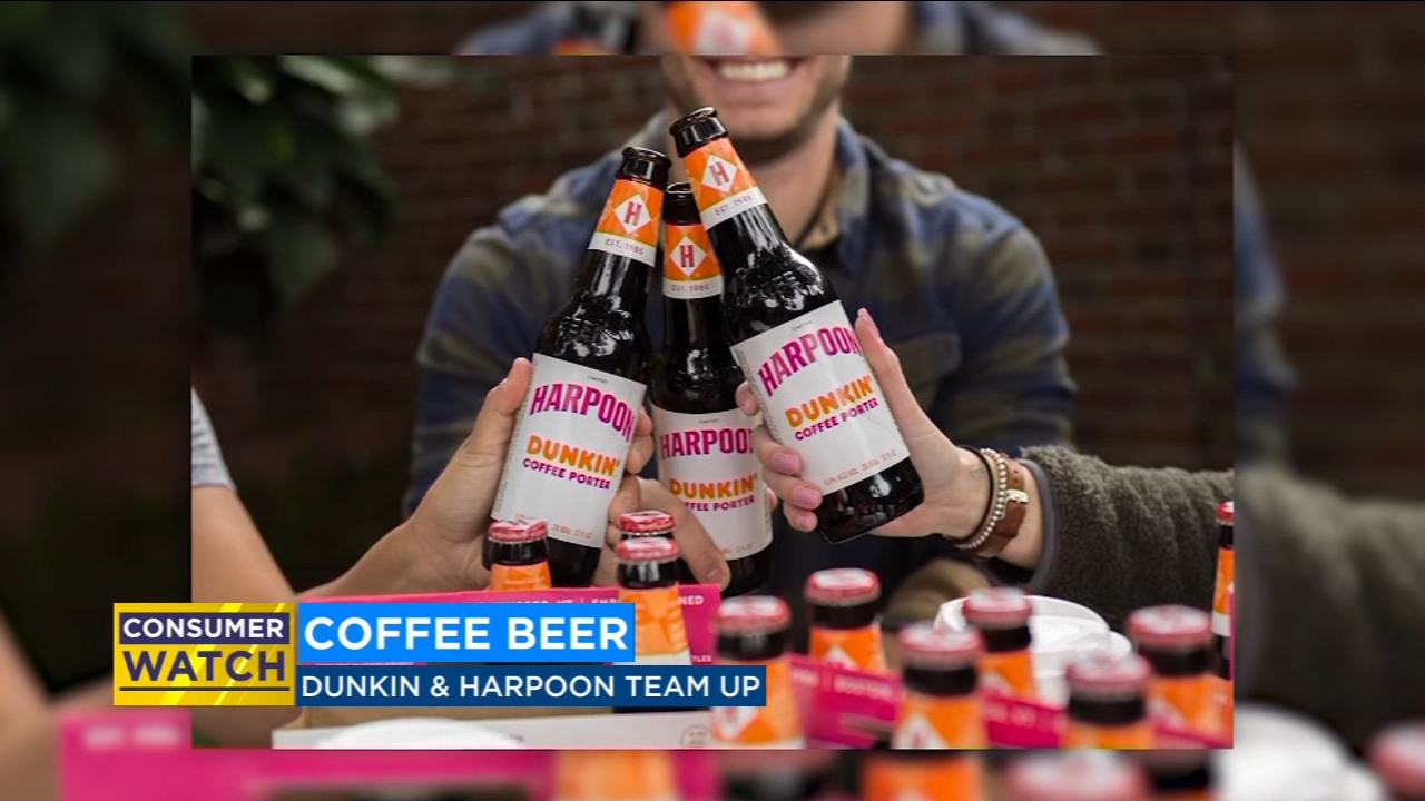 New England brewery mixes craft with coffee favorite