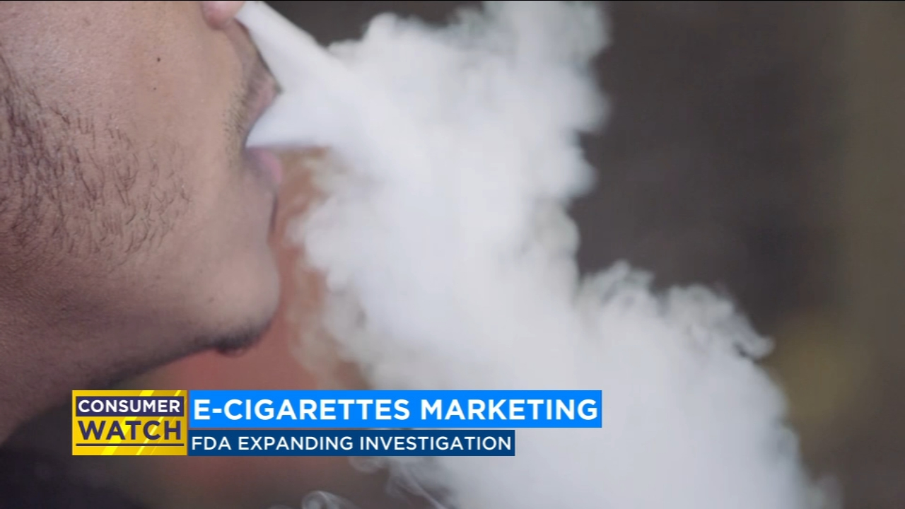 FDA expands E-Cigarette investigation