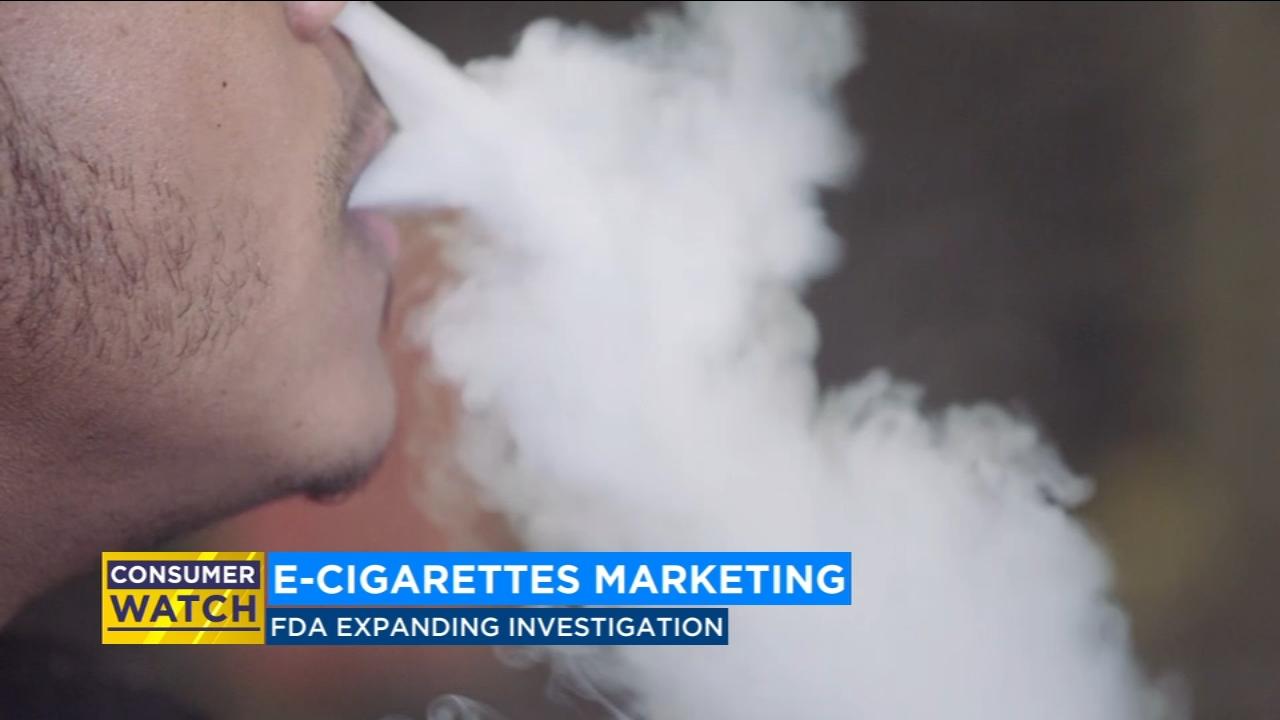 FDA expands E-Cigarette investigation