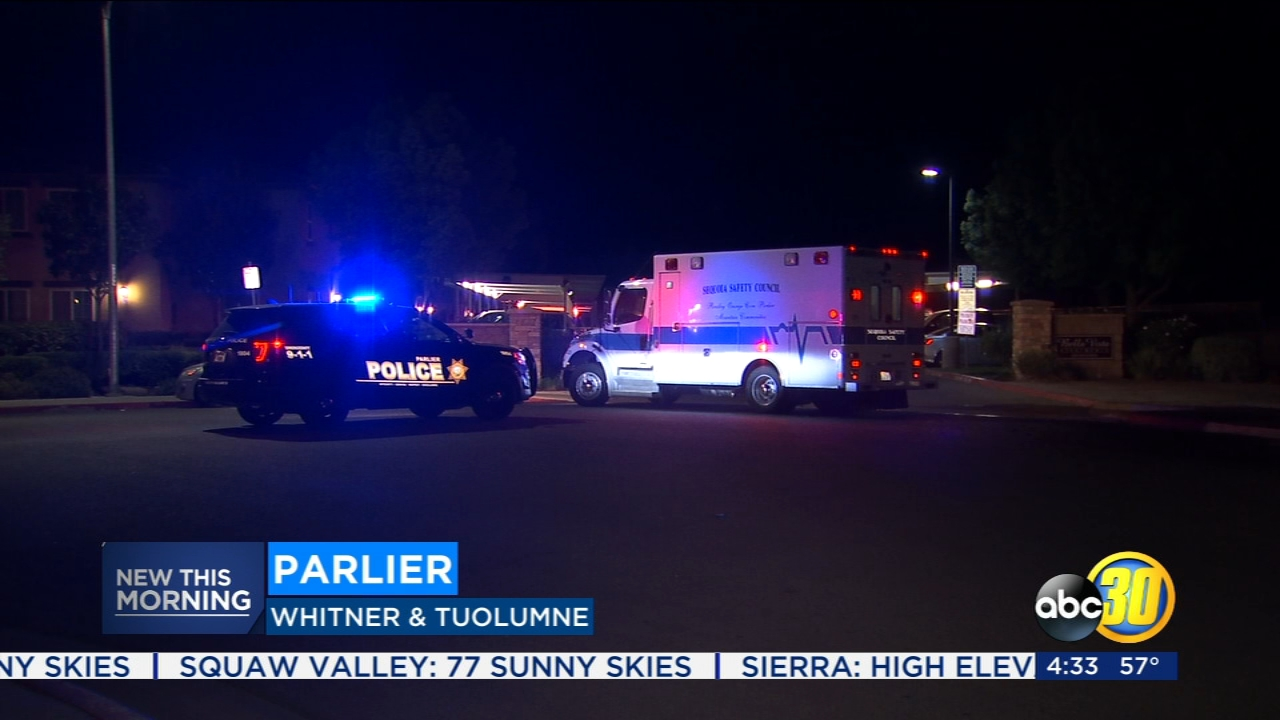Parlier police investigating shooting that sent a man to the hospital