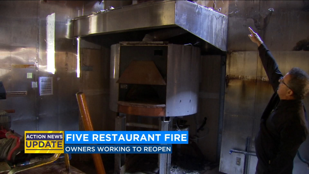 Faulty pizza oven to blame for fire at popular Northeast Fresno restaurant