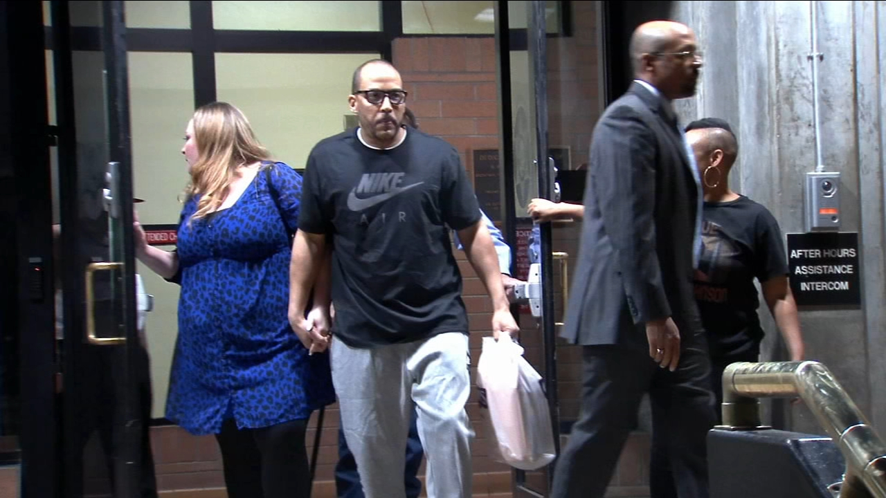 Man facing murder charges speaks out after being released from jail under new law