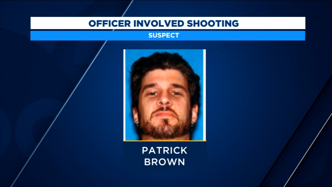 Suspect in early morning officer-involved shooting identified
