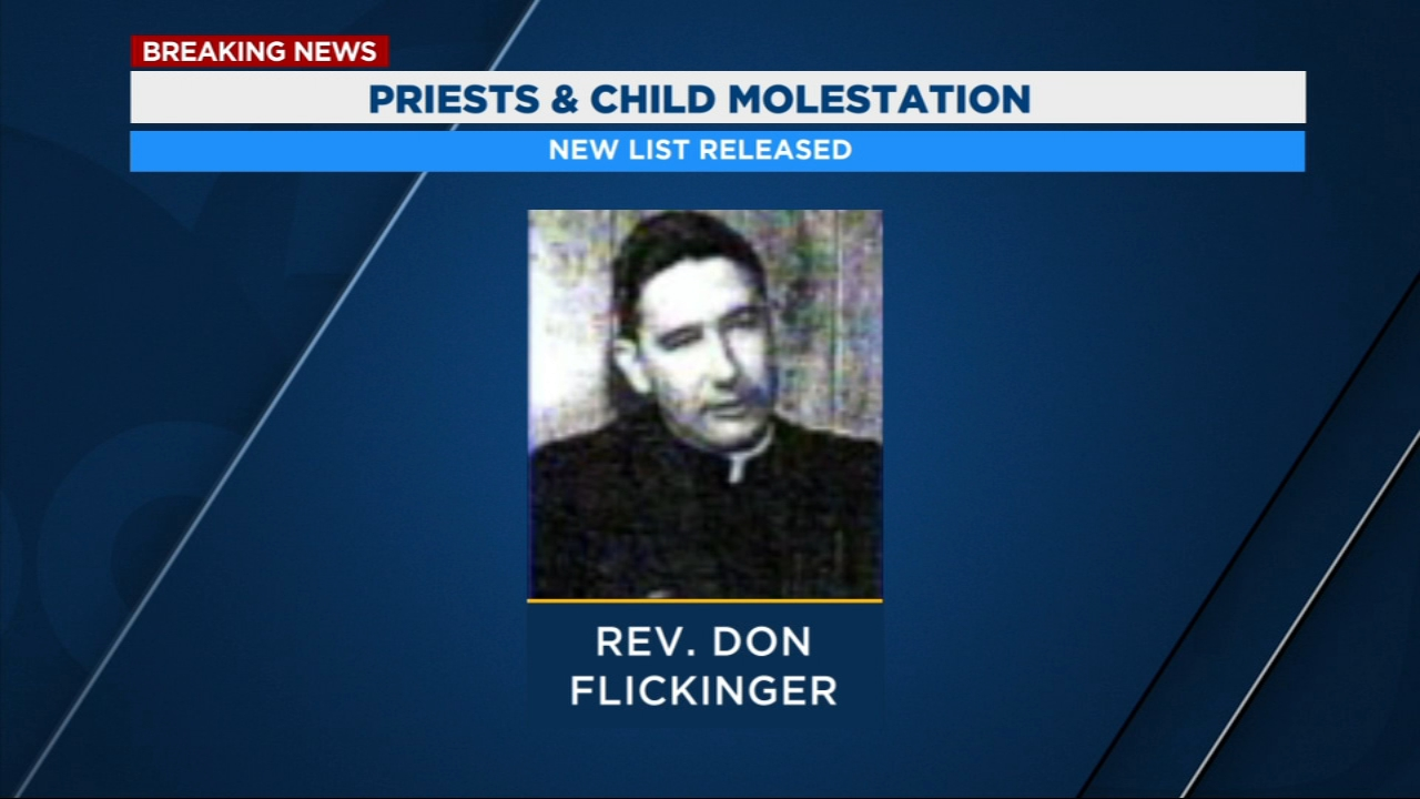 San Jose Archdiocese releases list of priests accused of molesting children, includes former Fresno priest