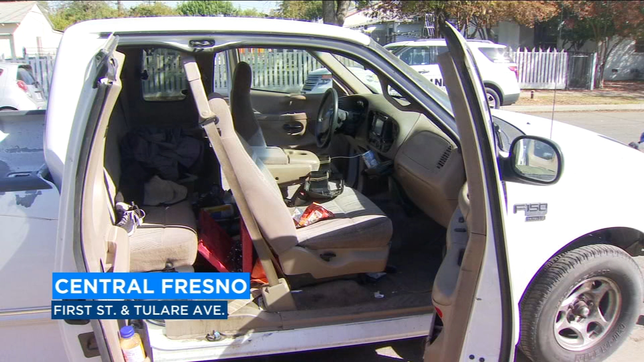 A Fresno man is safe after he was carjacked and kidnapped.
