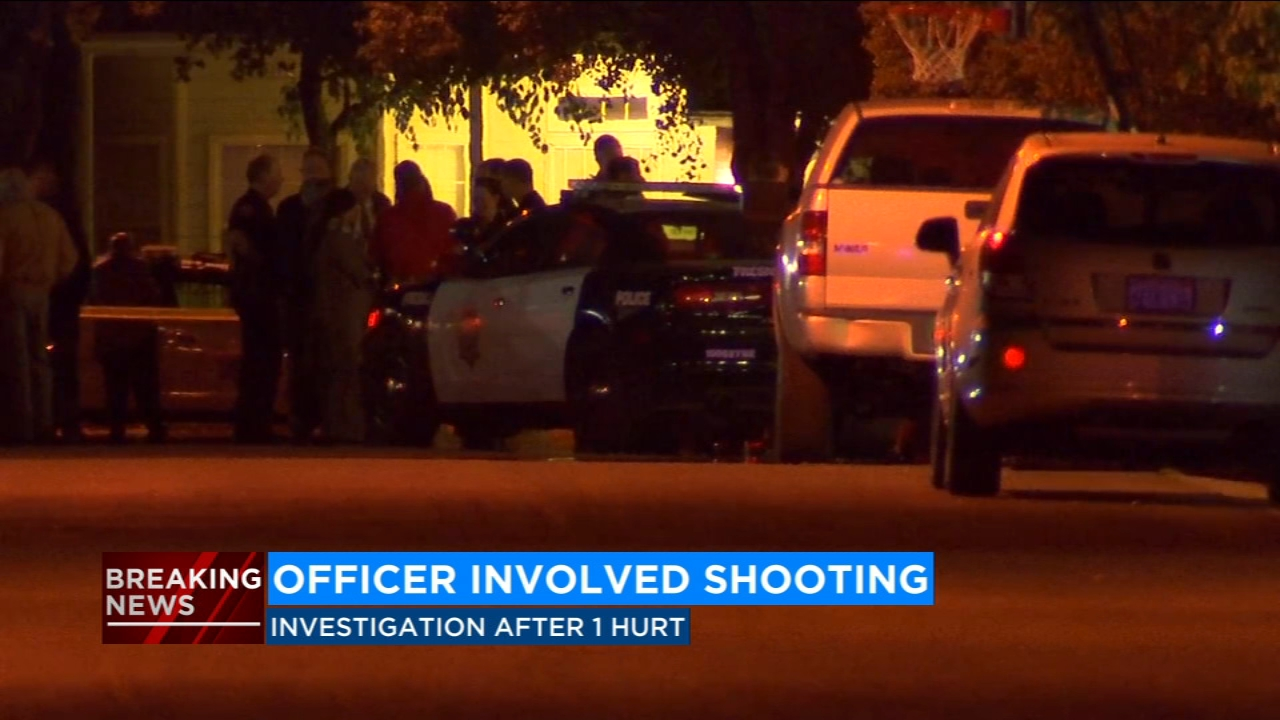 The latest on an officer-involved shooting in Northeast Fresno
