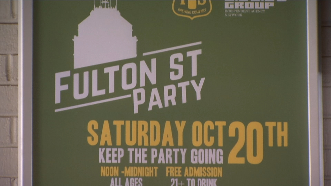 Fulton Street Party expected to bring big crowds to Downtown Fresno