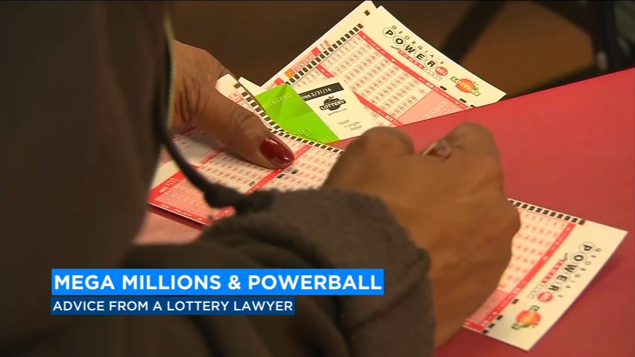 Advice from Lottery Lawyer: winner should 'get quiet and get organized'