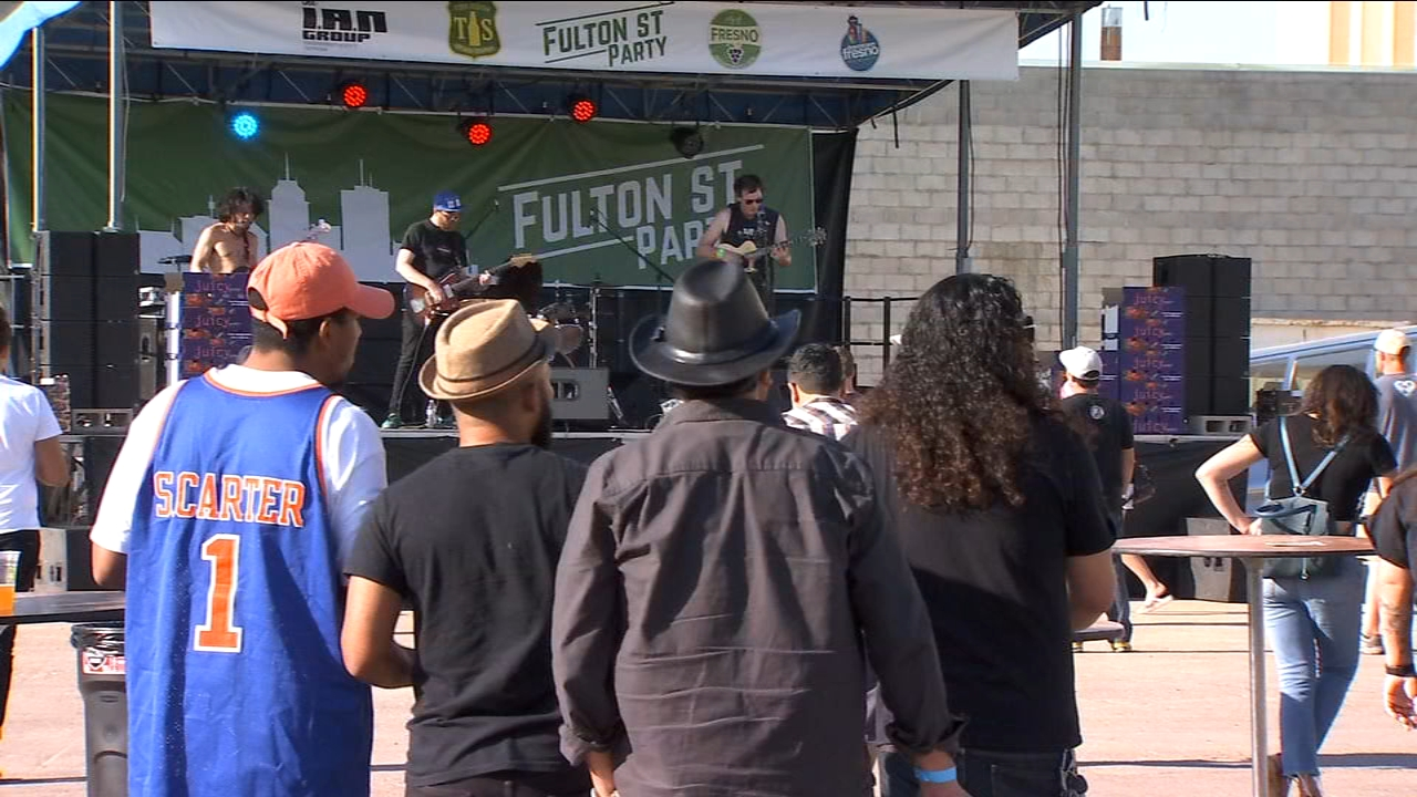Its been a year since Fulton Streets grand opening, and its a cause for celebration.