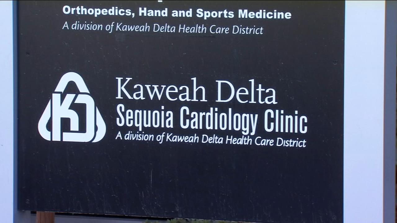 Kaweah Delta opens cardiology clinic in Visalia