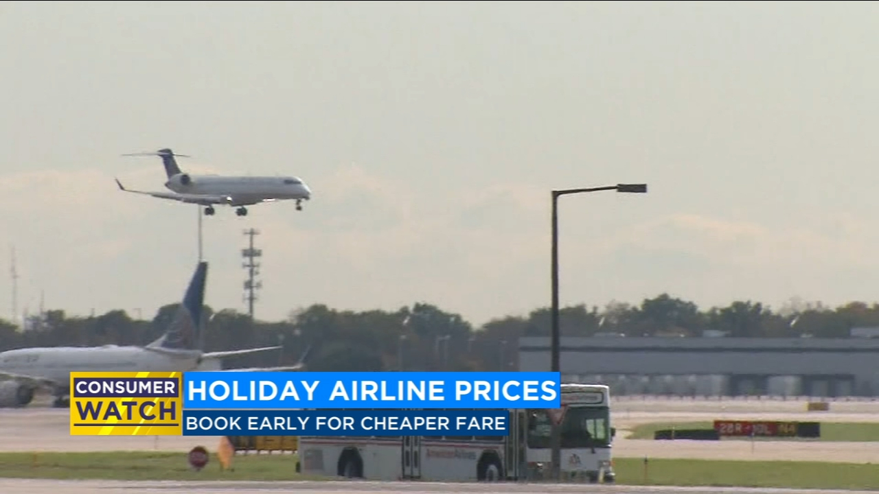 Experts predict hike in airfare costs over next several weeks