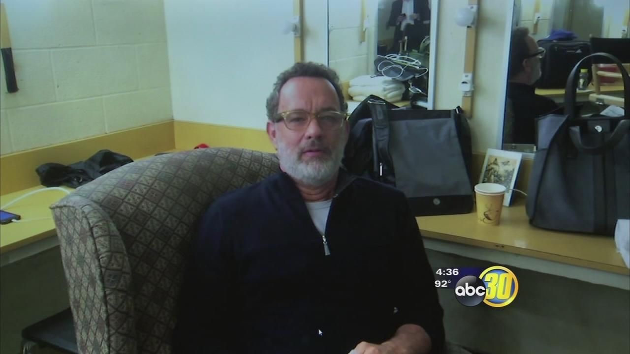 Kerman High School homecoming get special message from Tom Hanks