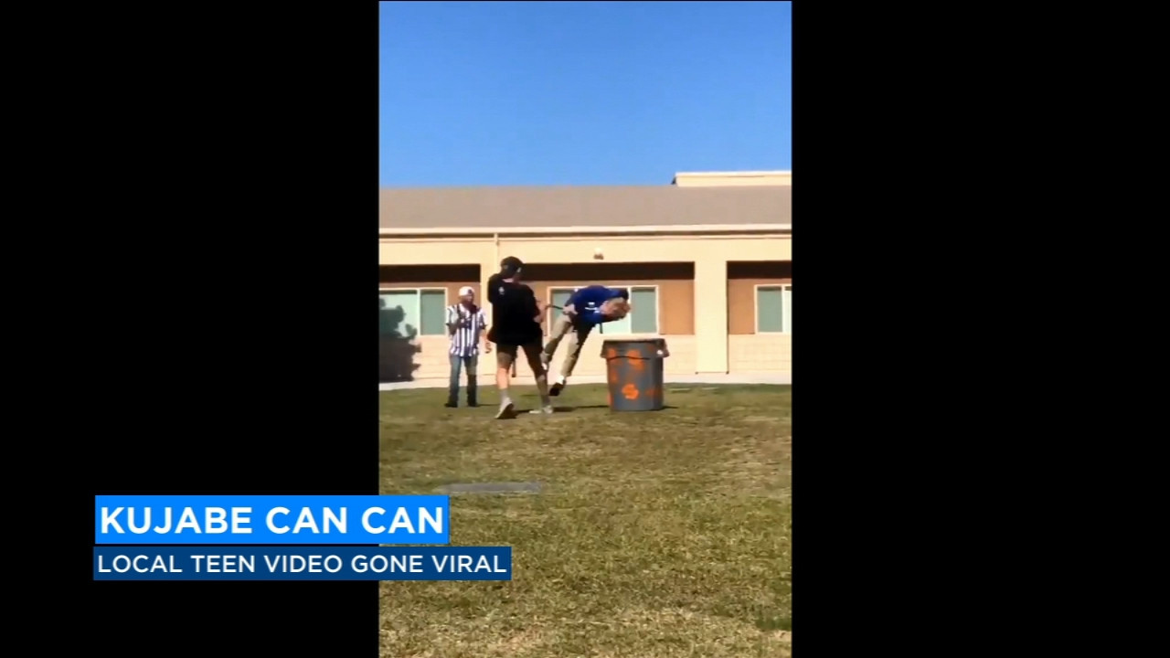 Northeast Fresno teens video of Kujabee Can Can goes viral