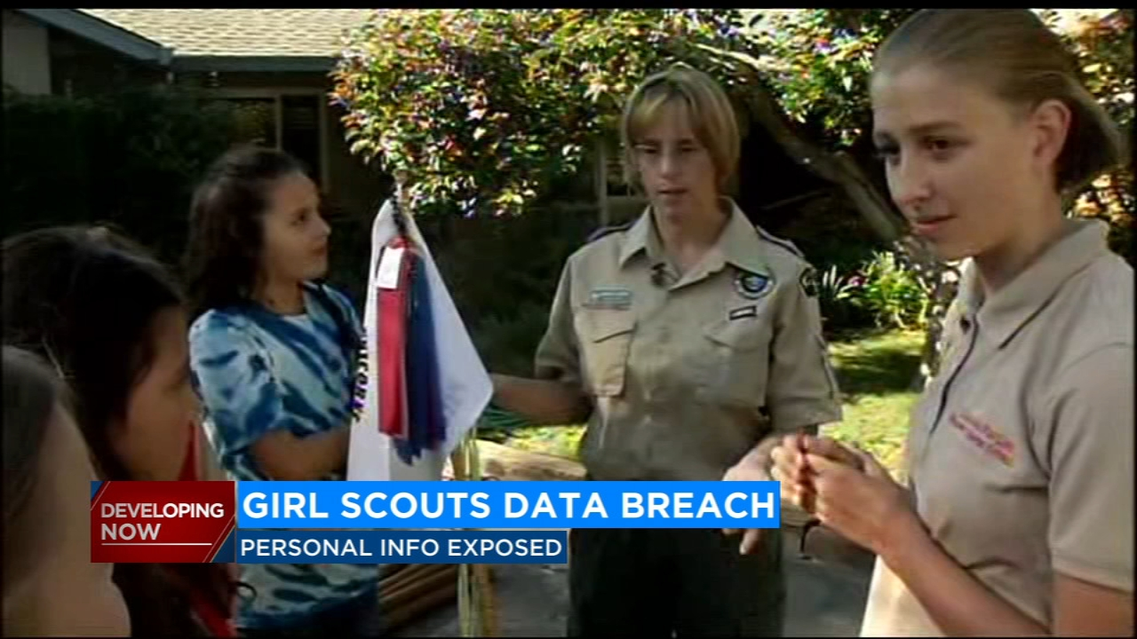 Authorities investigate Girl Scouts data breach