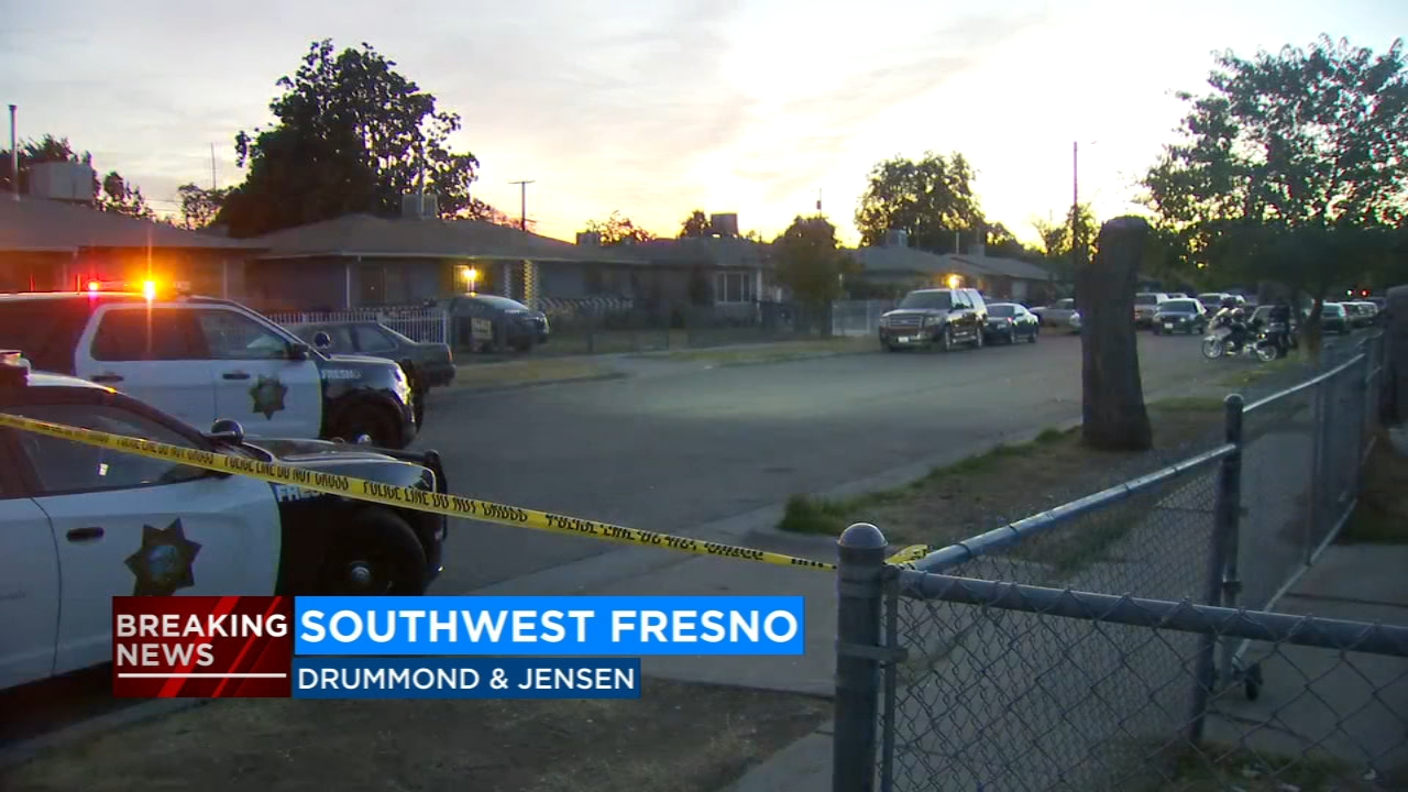 A seven-year-old is in the hospital after being hit by a car in Southwest Fresno near Drummond and Jensen Avenues.
