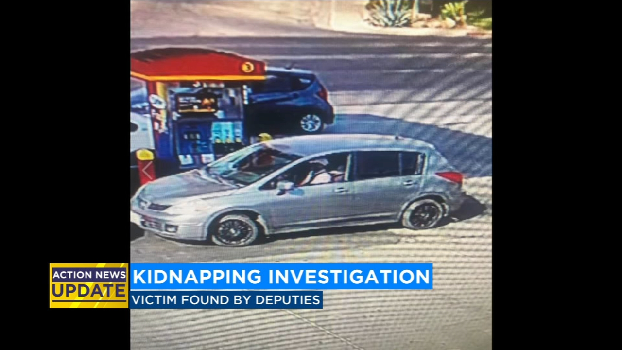 Tulare County Sheriffs deputies have found the man, believed to have been kidnapped yesterday from a gas station in Cutler.