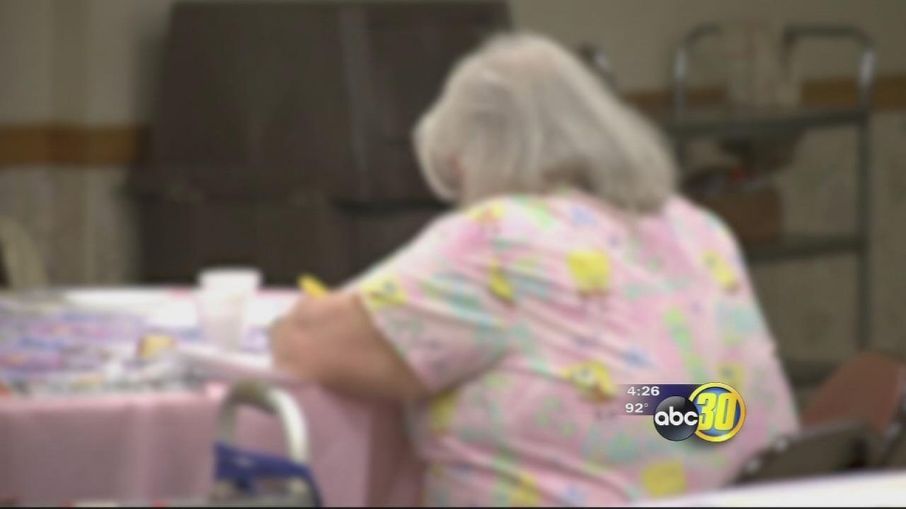 Financial scams target older people