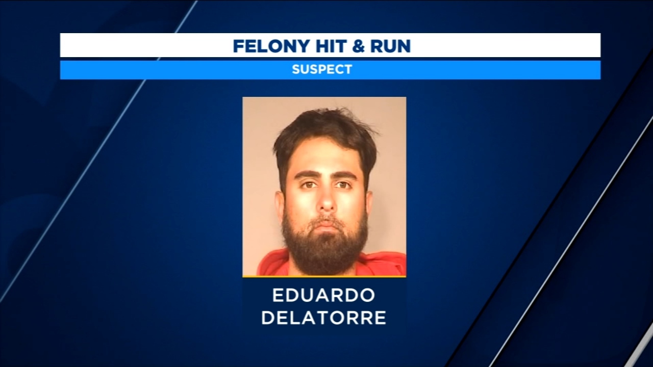 The driver arrested for a hit and run crash in Southeast Fresno that sent a man to the hospital on has been identified as 30-year old Eduardo Delatorre.