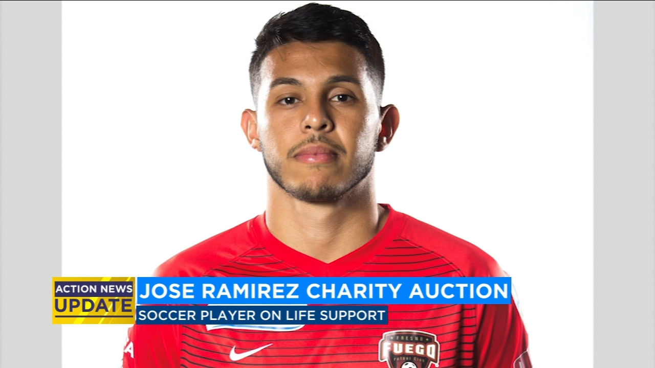 Jose Ramirez and Fresno FC join together to help former soccer player on life support