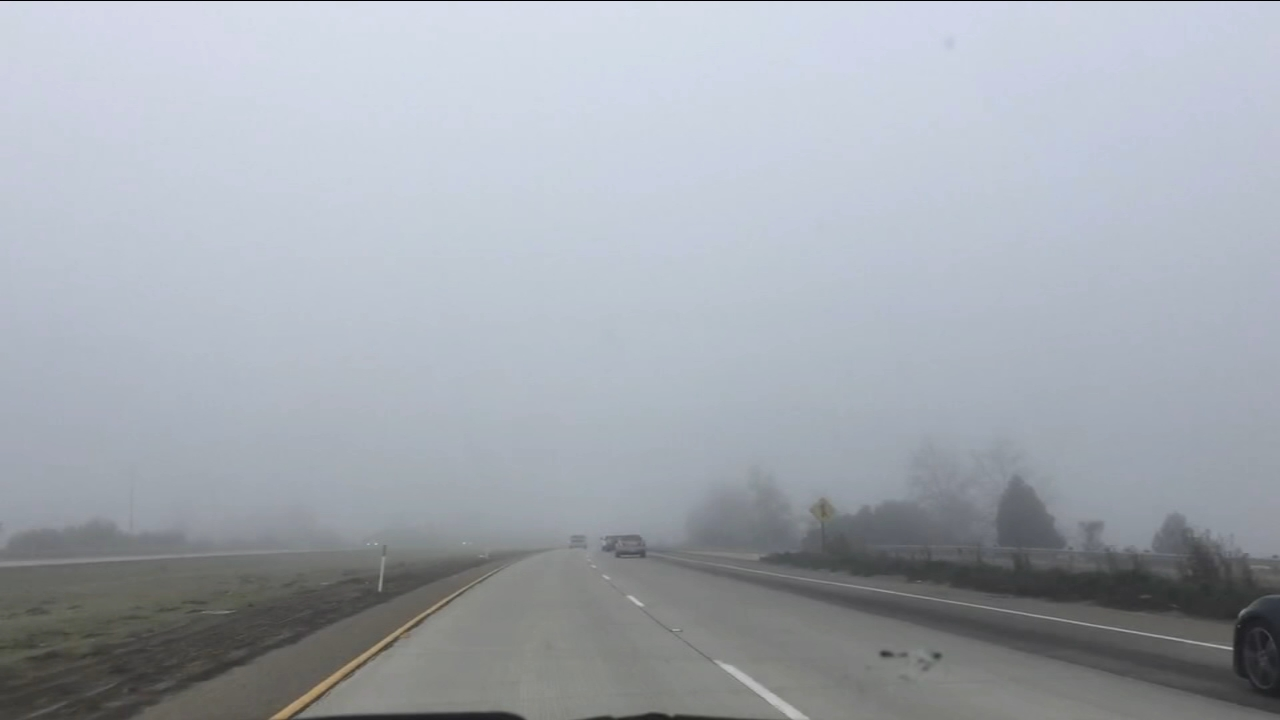 The National Weather Service has developed a new fog severity index which the public will start to see this winter informing them about the intensity of dense fog.
