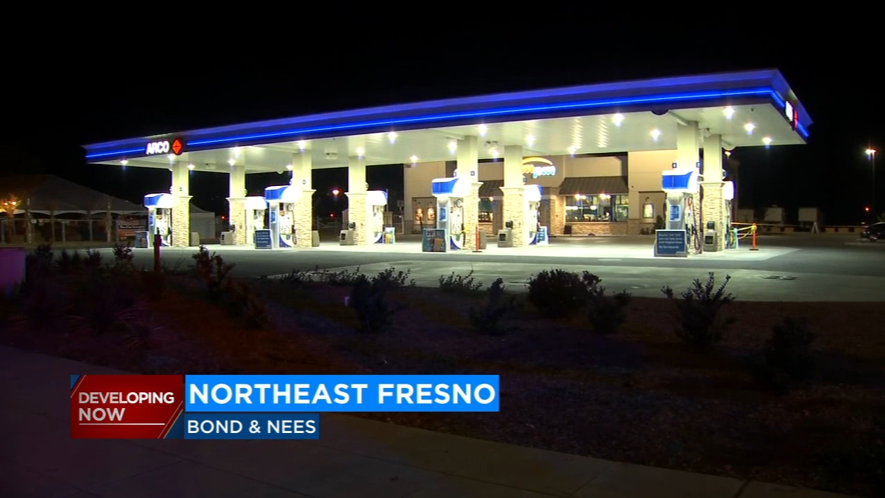 Two shot, injured at Northeast Fresno AM/PM