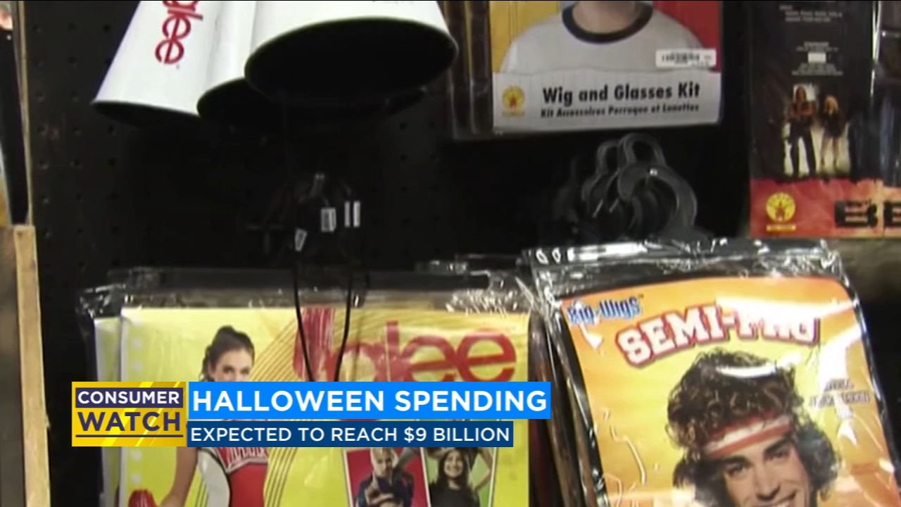 Halloween 2018 spending expected to reach $9 billion