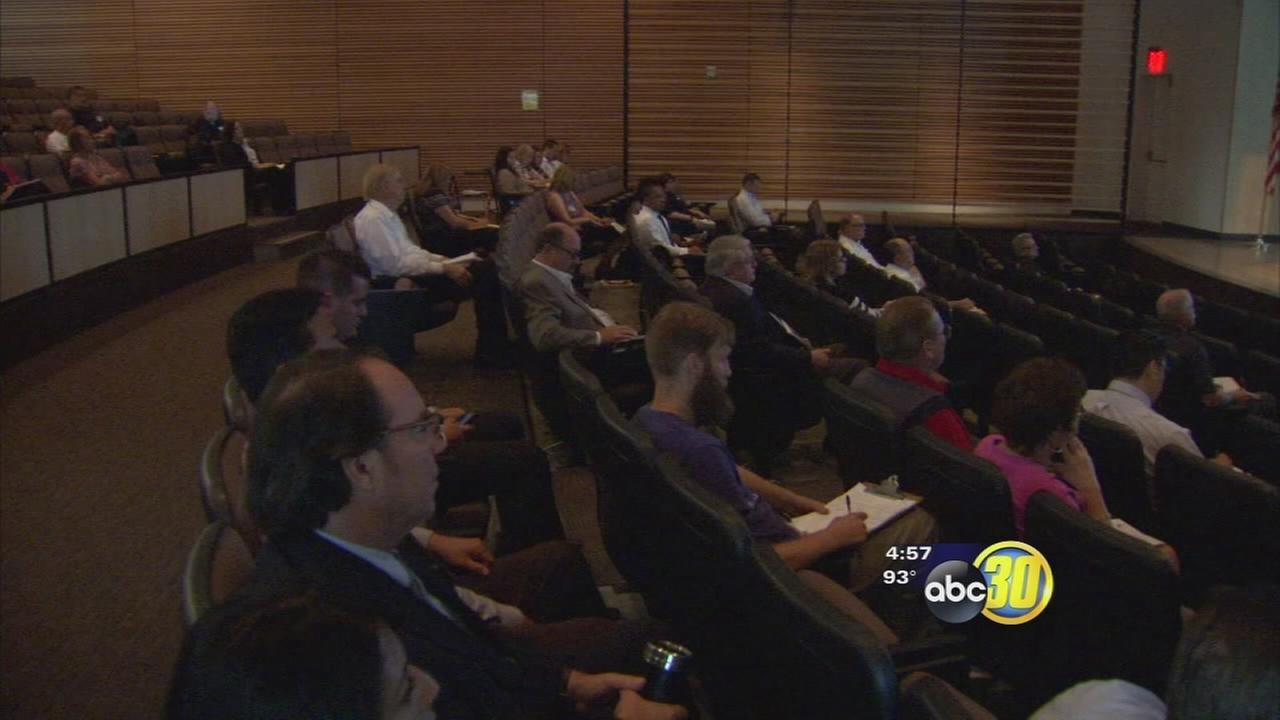 GO-Biz stops in Clovis to help out local small business owners