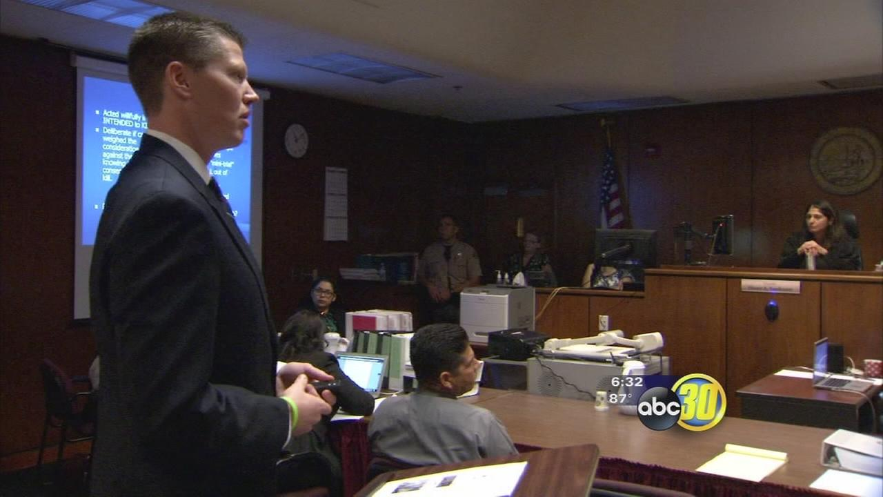 Jurors deciding Fresno torture and murder case
