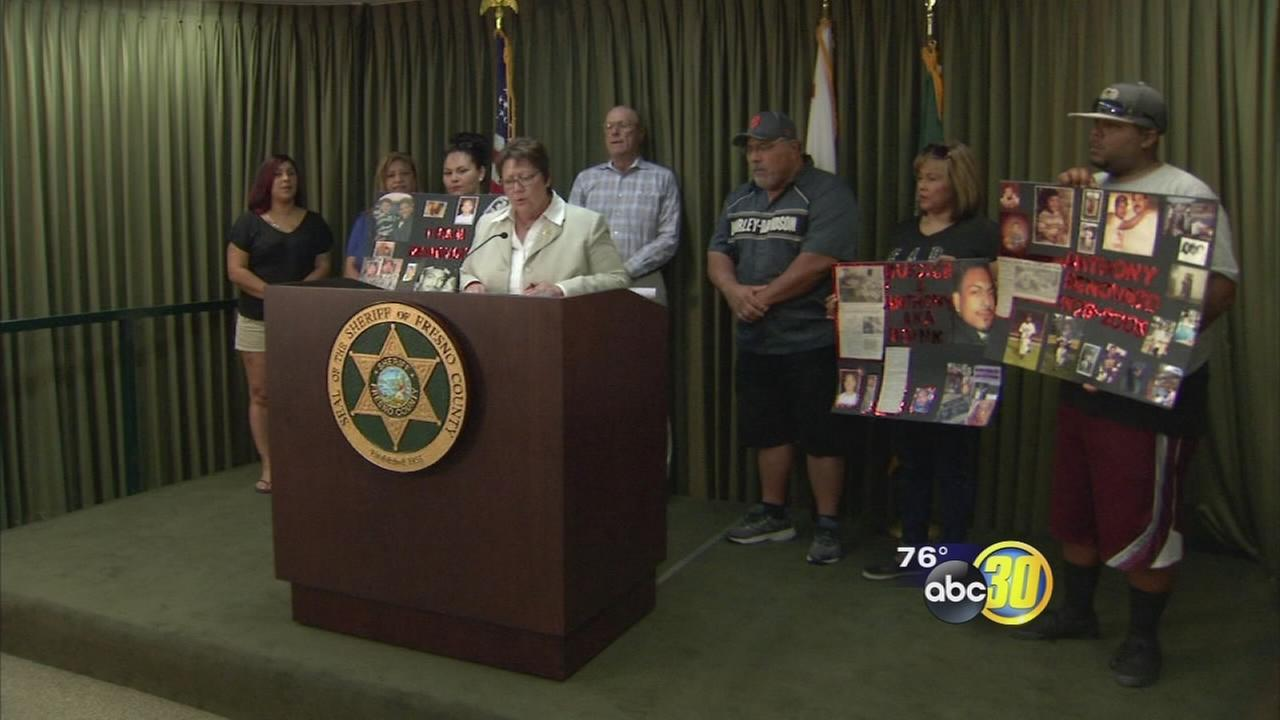 Family seeks answers in Fresno cold case