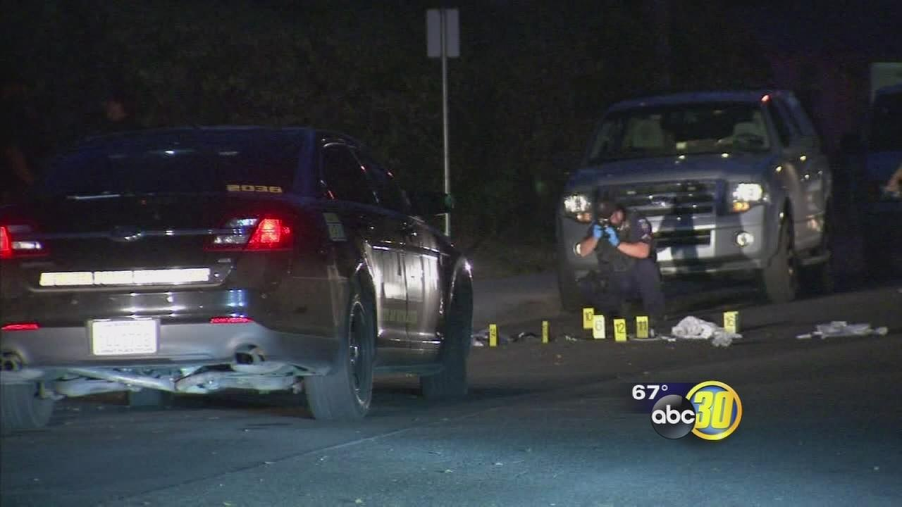 Man killed in shooting in Atwater