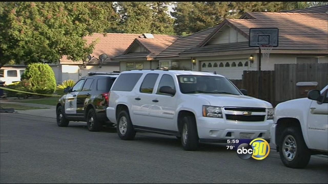 68-year-old woman found dead in Tulare home