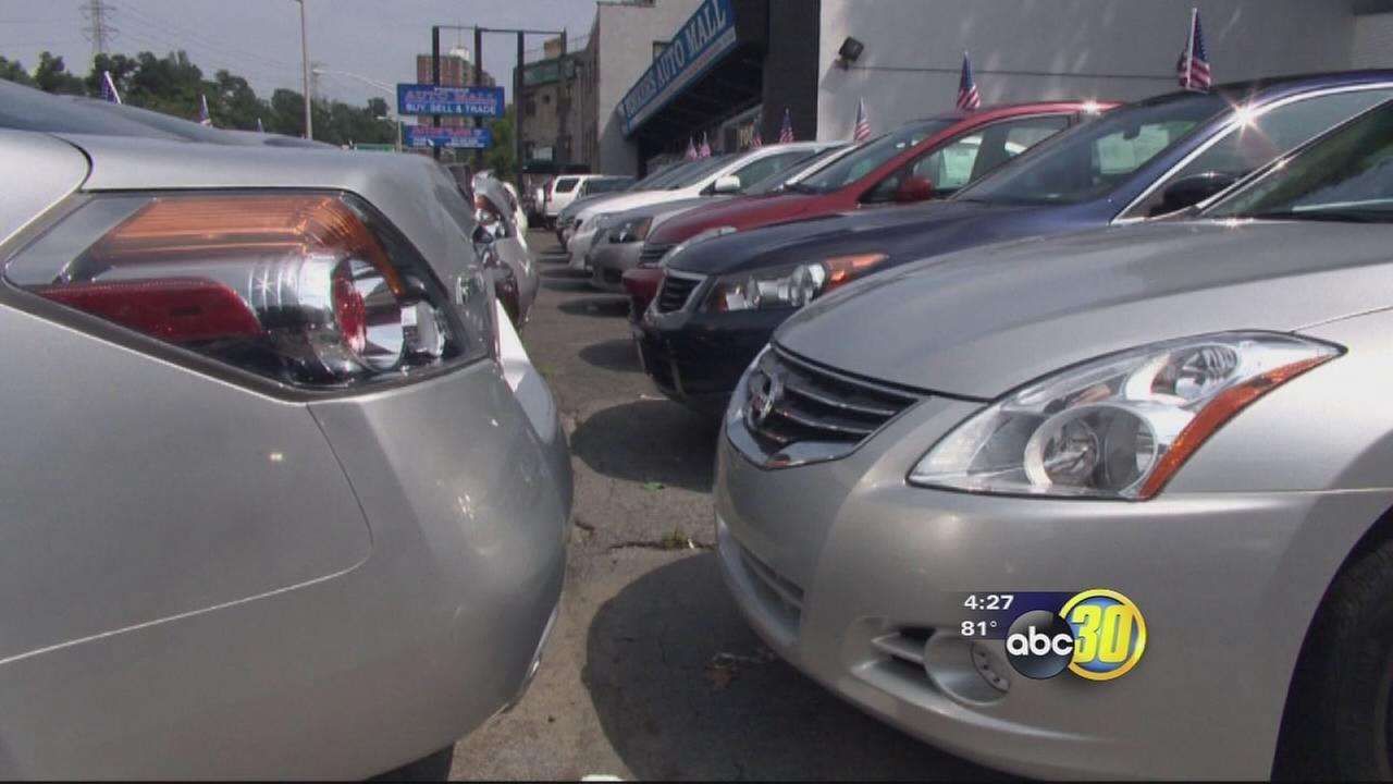 Car-loan pitfalls