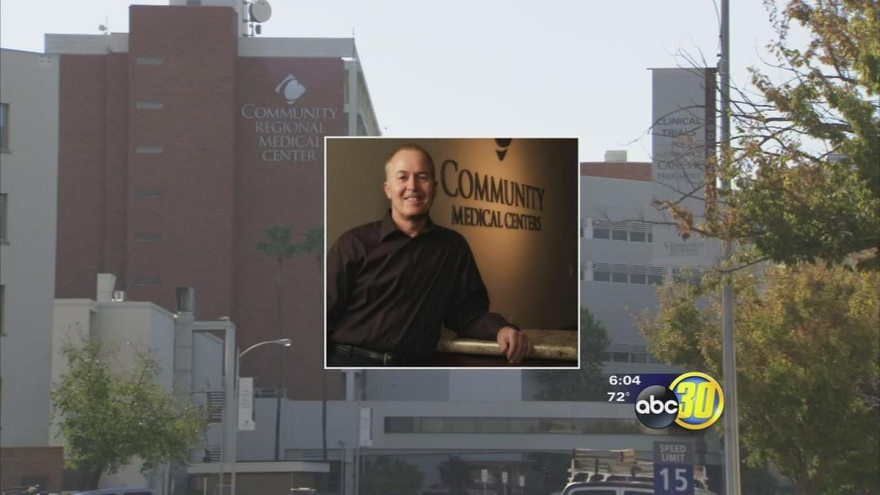 No charges filed against CEO of Community Medical Center in domestic violence case