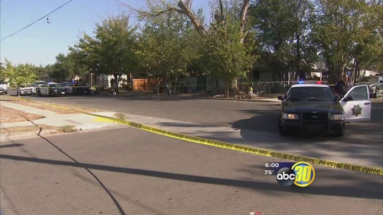 1 dead, 1 injured in Central Fresno Halloween night shooting