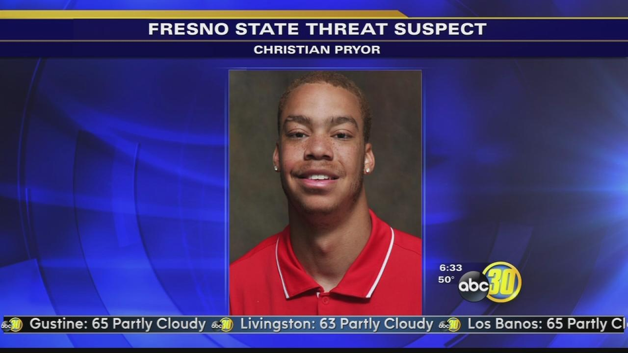 Student arrested for Fresno State social media threat