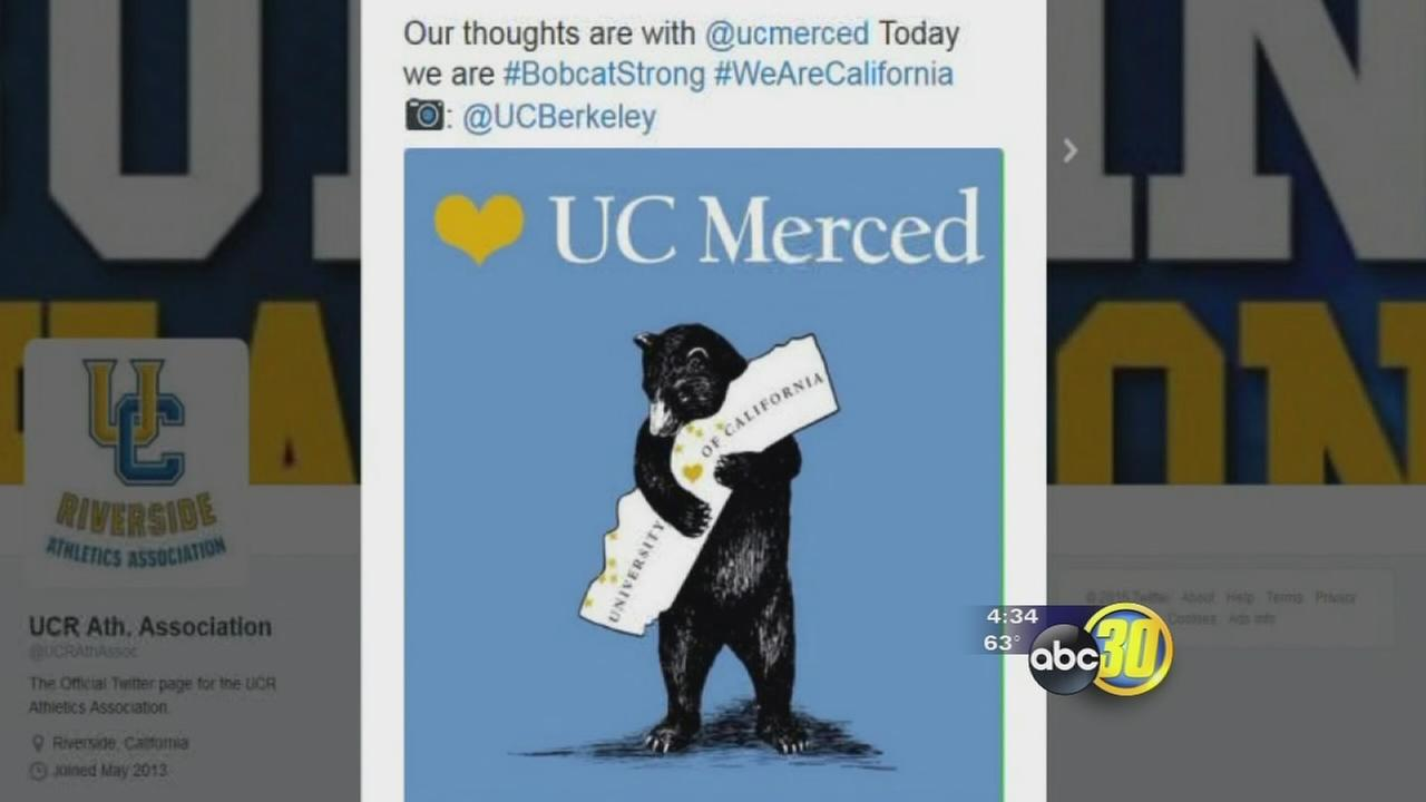 UC Merced students and staff receive outpouring of support from community