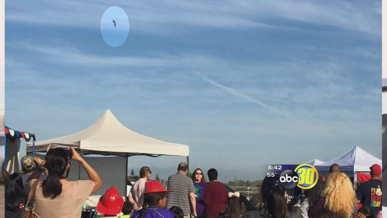 1 dead after skydiving accident in Madera, police investigating