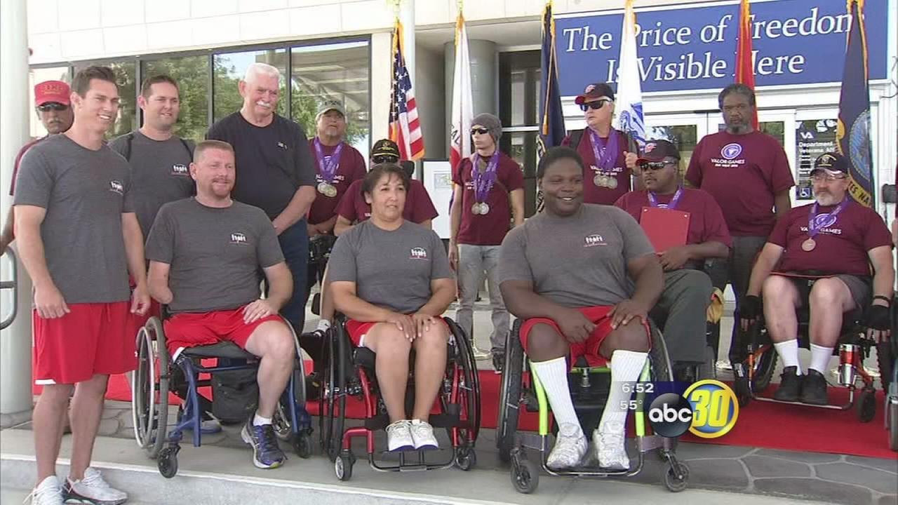 Donation helps local organization continue breaking barriers for valley vets
