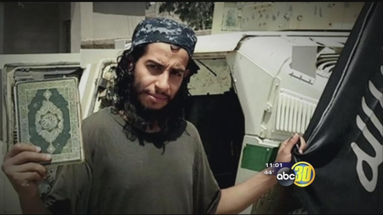 Alleged Paris Attack Mastermind Killed
