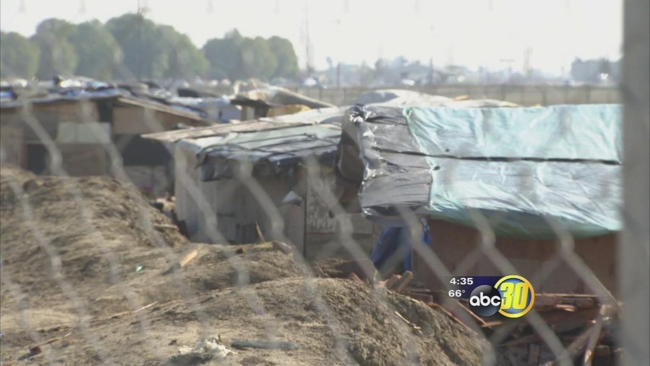 Evictions for Mendota Homeless